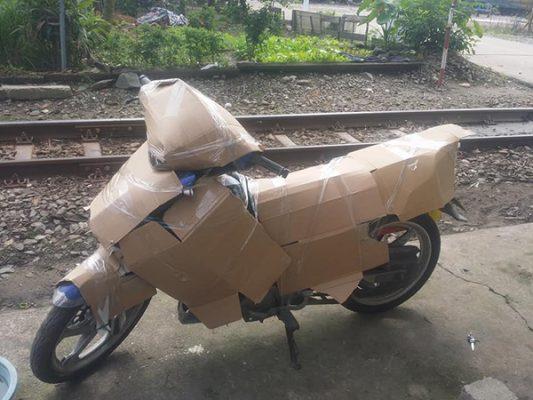 Gửi xe máy ga Sài Gòn