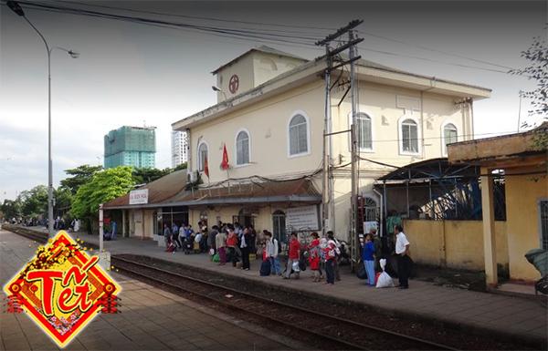 Vé tàu tết Sài Gòn Biên Hòa 2021
